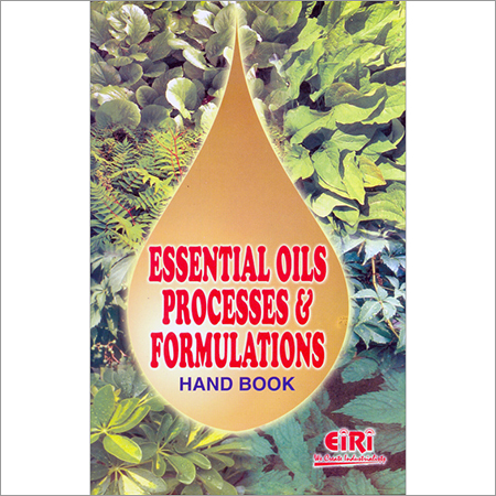 Essential oils technology books