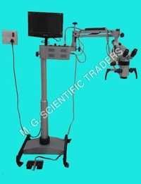 OPHTALMIC SURGICAL FIVE STEP WITH LCD, CAMRA & MOTORIZED LABGO