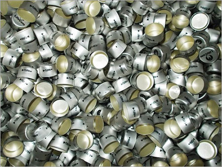 Aluminium Bottle Closures