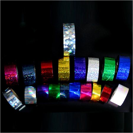 Holographic Tapes for hula Hoop Decorations