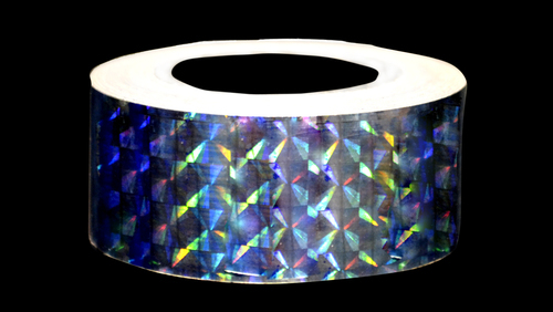 Holographic Tapes Prism Black