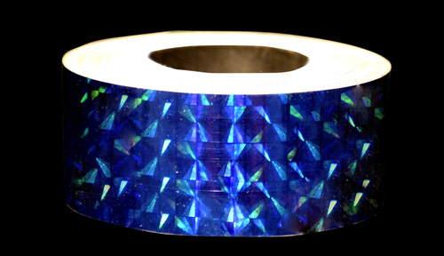 Holographic Tapes Prism Blue