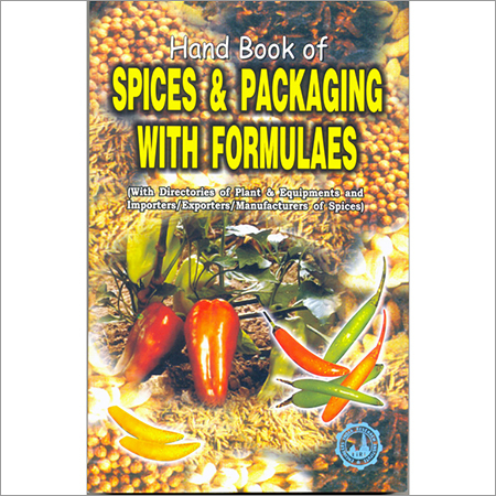 Spices Industry Technology Books