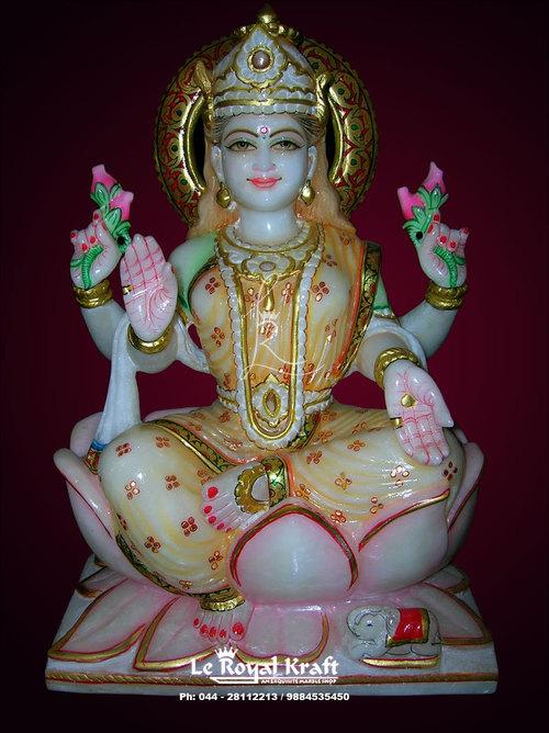 Goddess Laxmi Devi Statue