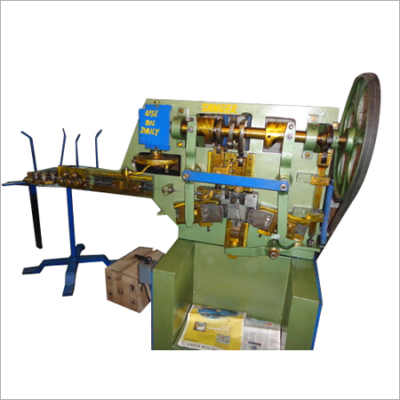 'S' Hook Making Machine