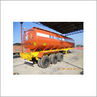 Oil Tanker Trailers