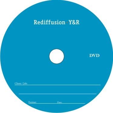 Pre Printed Blank DVD-R