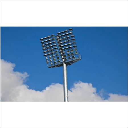 Sports Stadium Light Pole