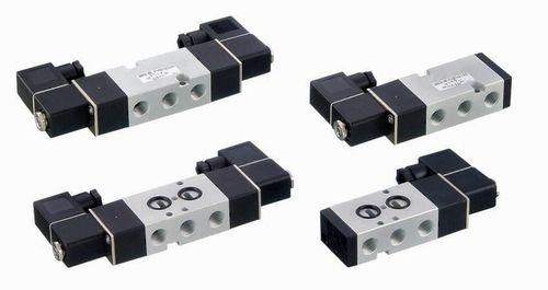 Pneumatics solenoid valve