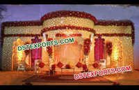 Latest Indian Wedding Stage