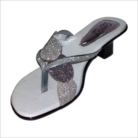 Womens Silver Sandals