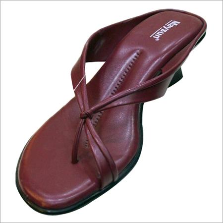 Brown Ladies Sandals