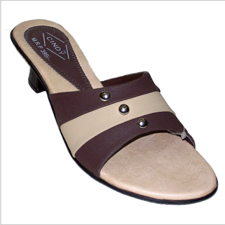 Womens Low Heel Sandals