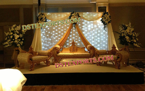 MUSLIM WEDDING MAHARAJA FURNITURES
