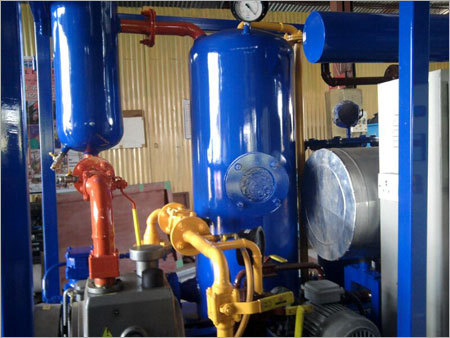 Transformer Oil Filtration Machine & Plant