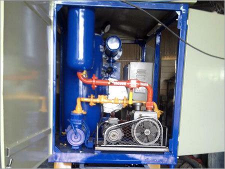 Transformer Oil Filtration Machine & Plant