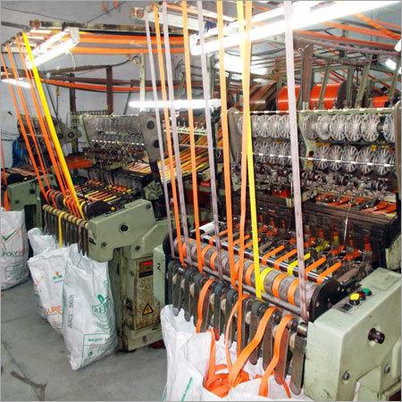 Woven Tape Making Machine