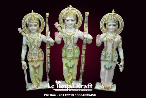 Marble Ramdarbar Murti