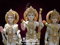 Ramdarbar Marble Idols