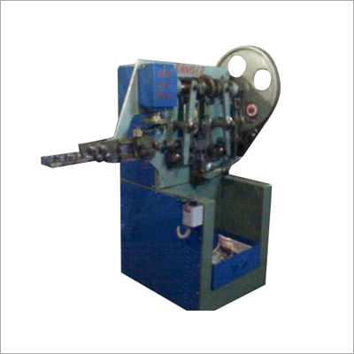 hook making machine