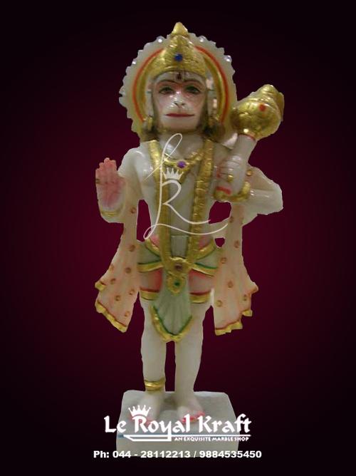 Indian God Hanuman Statue