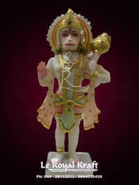 Indian God Hanuman Statue
