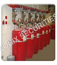 FM 200 Fire Suppression System