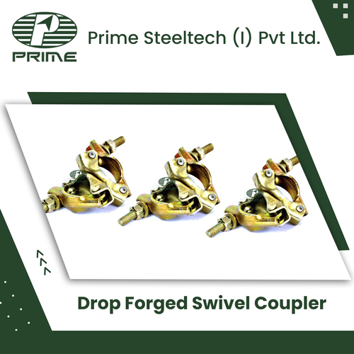 Drop Forged Swivel Coupler