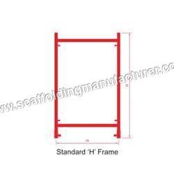 Scaffolding Standard H Frame