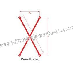 Scaffolding Cross Braces