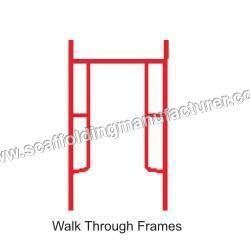 Walk Through Frames