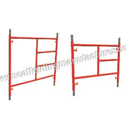 Scaffold Ladder Frames
