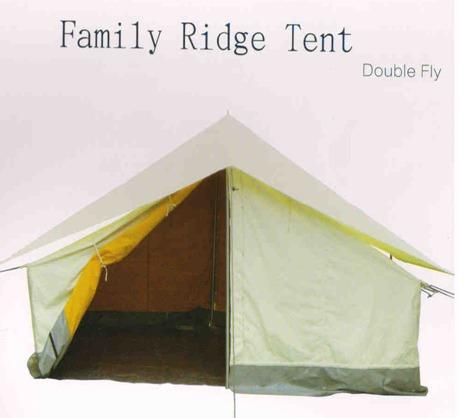 Family Ridge Tent  (Double Fly)