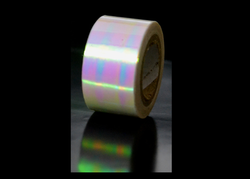 Holographic Tapes with Release Paper