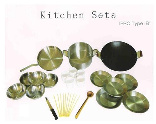 Kitchen sets (IFRC Type -B)