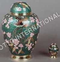 Brass Memorial Urns