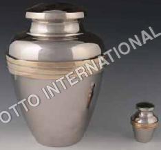 Apollo Brass Cremation Urn