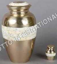 Memorial Urn Mother of Pearl