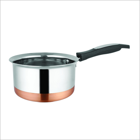 Saucepan Copper Bottom