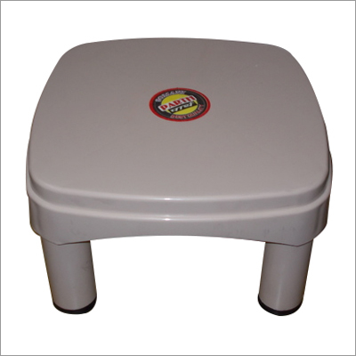 Plastic Square Stool