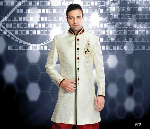 Mens Sherwani Set