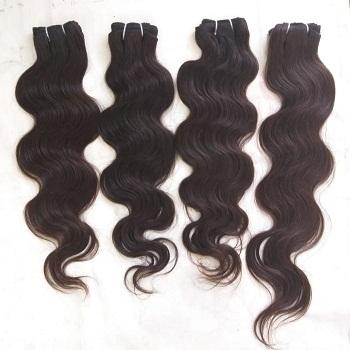 Peruvian Body wave premium human hair