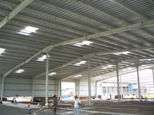 PVC Roof Panels