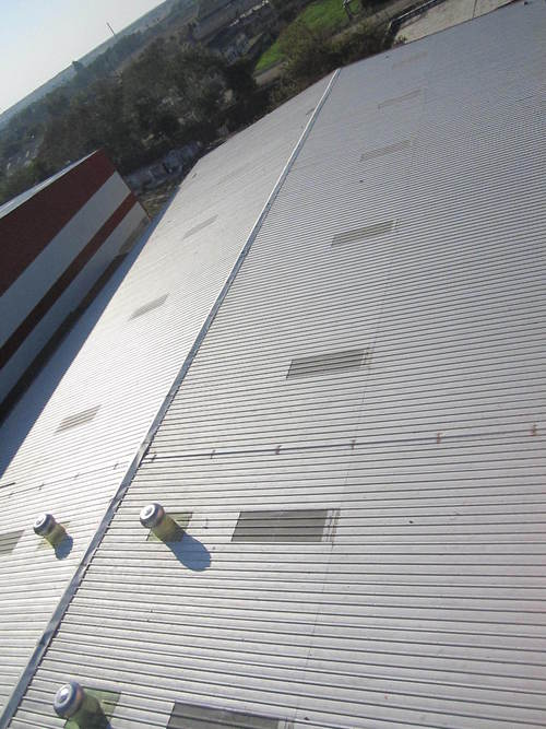 Translucent Corrugated Roof Panels