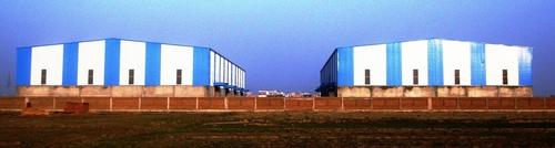 Pre Engineered steel building(1)