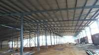 Pre fabricated steel building(1)