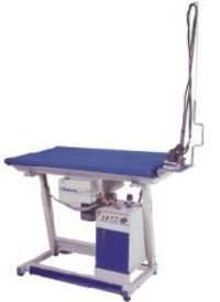 Online Vacuum Table With Portable Boiler