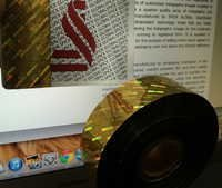 Customized Hot Stamping Foil Tapes