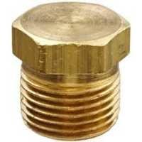 Brass Stop Plug