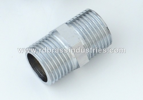 Brass Hex Reducer Nipple